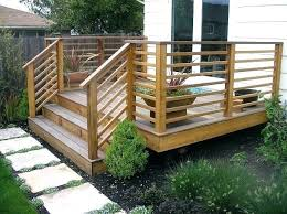 Wood Patio Deck Designs Modern Deck Design Modern Wood Deck With Gravel Border And Canopy