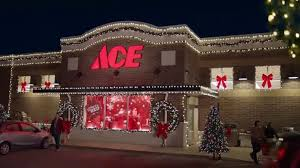 Ace Hardware Black Friday Savings Tv Commercial Christmas Lights