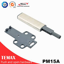 soft close mechanism for cabinet doors pm15a push to open cabinet door latch china pm15a push to open