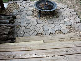 Floating Fire Pit by Frugal Ain U0027t Cheap Fire Pit Area