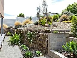 landscaping in hillside and coastal areas of christchurch