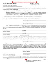 codicil form new york templates fillable u0026 printable samples for