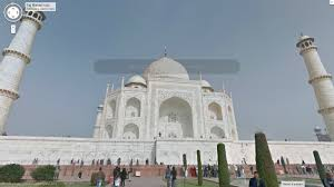 Google Map India by Google Map Added 360 Degree 3d Street View Of Taj Mahal