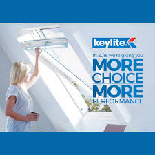 keylite roof windows kick off 2016 with more choice
