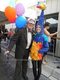 Flynn Rider Halloween Costume Movie Ellie Google Costume Carl