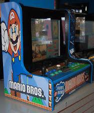 Bar Top Arcade Cabinet Collectible Bartop Arcade Machines Ebay