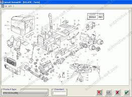 renault scenic wiring diagram