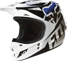 black motocross helmet 2016 fox racing v1 race helmet motocross dirtbike mx atv ece dot