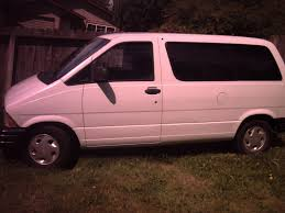1993 ford aerostar information and photos zombiedrive