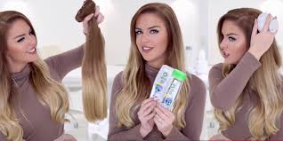 foxy hair extensions my hair care routine product faves
