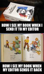 Memes Photo Editor - how i see my book when i send it to the editor how i see my book