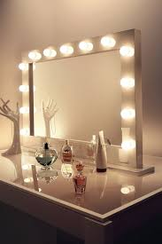 vanity mirror with led lights gorgeous vanity makeup mirrors ideas for making your own vanity