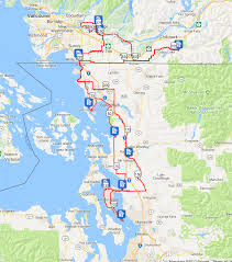 Sequim Washington Map by 1200k To Recovery The Campaign Rivet Cycle Works
