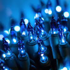 lights 100 blue tree mini lights 2 5