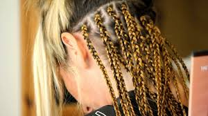 hair braiding got hispanucs caucasian box braids trailer youtube