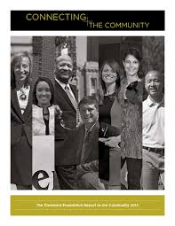 cleveland foundation u2013 2012 report to the community by the
