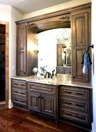 Handicap Bathroom Vanity Wondrous Inspration Cabinets To Go Bathroom Vanity All Unfinished