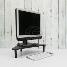 tablette de bureau support d écran pour ordinateur de bureau et ordinateur portable