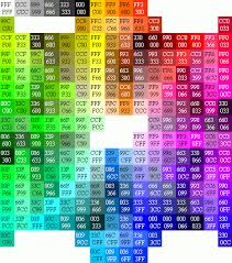 html input pattern hexadecimal colour a elements surrounding com hexadecimal with colors all