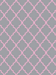 pink and grey pattern wallpaper gray and pink wallpaper ipadquatrefoilgraypink top backgrounds