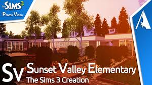 Home Design Career Sims 3 Sims 3 Sunset Valley Youtube