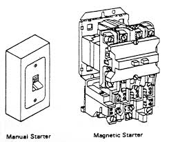 single phase motor wiring diagram components