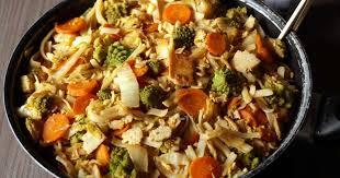 recette de cuisine asiatique recettes de nouilles de riz et de cuisine asiatique