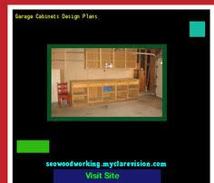 Woodworking Plans Garage Cabinets by Do It Yourself Garage Storage Cabinets 110645 Woodworking Plans