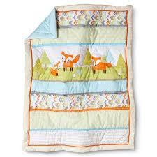 Circo Owl Crib Bedding Circo 4pc Crib Bedding Set Woodland Trails Target Grayson