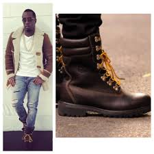 puff daddy looks dope in a 7 890 tom ford shearling jacket
