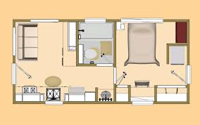 floor plan view of cozy u0027s 300 sq ft plan i u0027m calling the