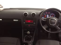audi a3 1 6 sportback mpi technik 5dr manual for sale in hoylake