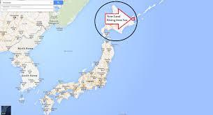 4 25 2015 u2014 land rising out of the sea in hokkaido japan u2014 rose 50