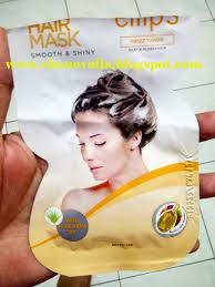 Masker Elips review ellips hair mask smooth shiny vhe novalia