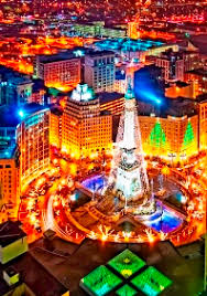 indianapolis away for the holidays