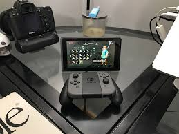 The Desk Set Play A Sick Weekend With The Nintendo Switch Brandon Martinez