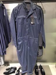 zara denim jumpsuit zara denim jumpsuit blue m l ref 0840 320 ebay
