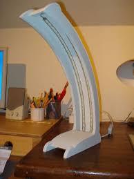 Diy Led Desk Lamp Led Desk Lamp 4 Steps