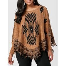 Cheap Boho Clothes Online Online Get Cheap Bohemian Women Knitted Tops Aliexpress Com