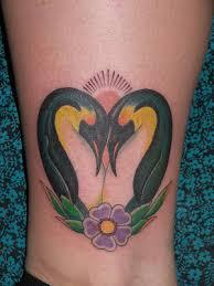 tattoo ink penguin tattoo