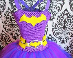 Batgirl Halloween Costume Accessories Batgirl Costume Etsy