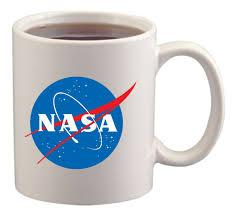 amazon com nasa coffee cup mugs everything else