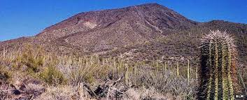 Table Top Mountain by Table Top Wilderness Blm Sites In Arizona