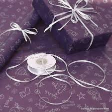 silver christmas wrapping paper christmas purple silver doodles patterned kraft wrapping paper 5