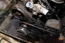 bmw e30 m20 techtips bmw m20 timing belt change