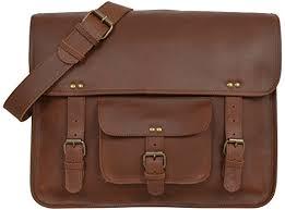 gusti cuir studio morris sac à bandoulière malette en cuir sac