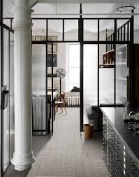 industrial style office w