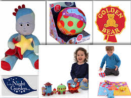 win night garden toy bundle worth 85 competition