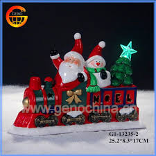 Outdoor Christmas Decorations Lighted Train by Ceramic Christmas Train Ceramic Christmas Train Suppliers And