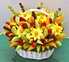 fruit flower bouquets fruit and flower arrangements best table flower arrangements ideas